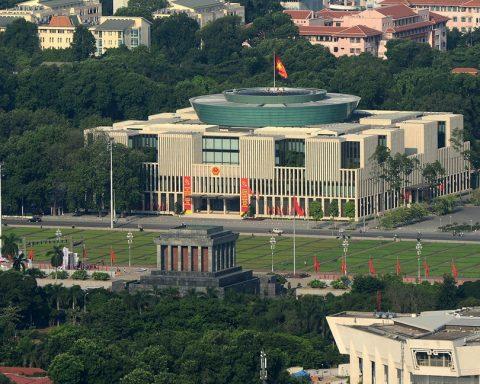 Tòa nhà Quốc hội Việt Nam